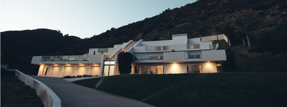 beautiful house lights