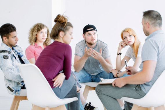 Group Therapy: Benefits of Communicating to Heal